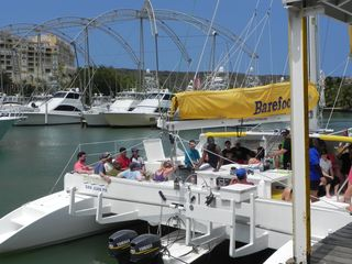 Fajardo apartment photo - have fun in a catamaran