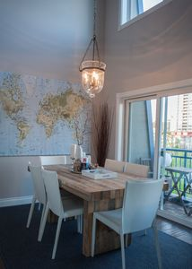 Seattle condo rental - Dining room for 6