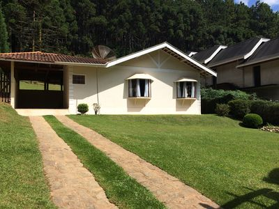 House for rent in Campos do Jordão near downtown in a great neighborhood !!!