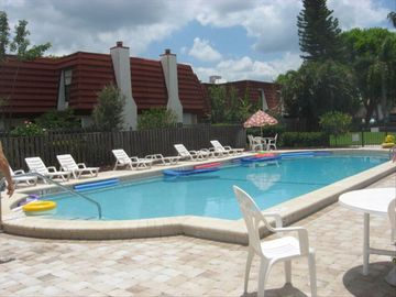 Cape Coral townhome rental - Your Heated Pool