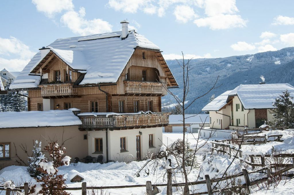 St Martin Chalets Luxury Self Catering Timber Chalet