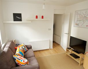 City of London apartment photo - The Sitting Area