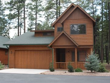 Pinetop cabin rental - Beautiful 2200 sq ft home located in gated community of 'Pinetop Crossings'!