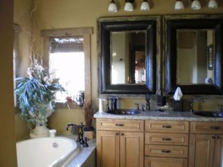 Bayfield house photo - Master bath