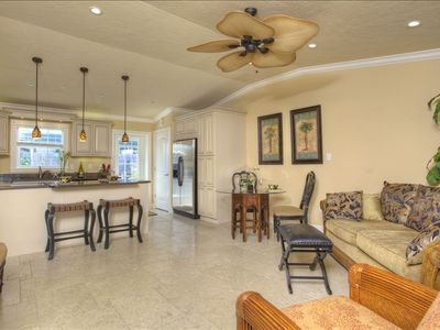 Elegant Marble Floors, Crown Molding, Fully Trimmed Doors & Wndows with Rosettes