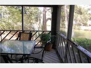 Kiawah Island house photo - Screened Porch