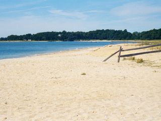 Southold house photo - Private Beach