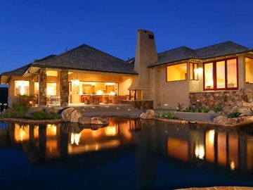 Rancho Santa Fe estate rental - Above The Clouds - Luxury Resort Estate in North San Diego