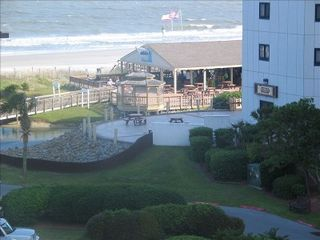 Myrtle Beach Resort condo photo - Beach Side Cabana Bar