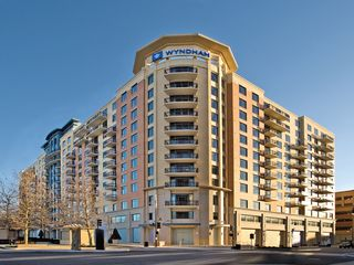 National Harbor condo photo - Exterior