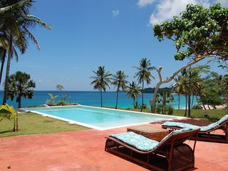 Samana villa photo - Pool