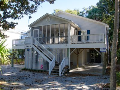 Harmony Shores - 4BR/2.5BA, Beach Walk, Screened Porch