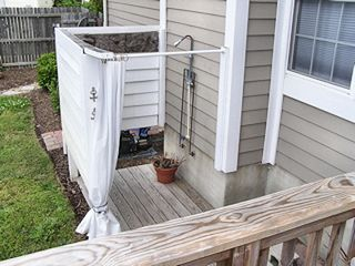 Cape Charles house photo - Outdoor Shower