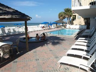 Madeira Beach condo photo - Seaside Pool and Spa