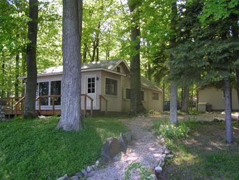 Interlochen cottage rental