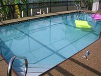 Beautiful Cape Coral Waterfront Sailboat Access Heated Pool Ho