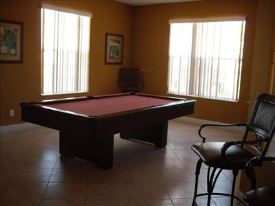 The Club house with Pool, Modern Fitness Gym, Pool Table, Foosball & more