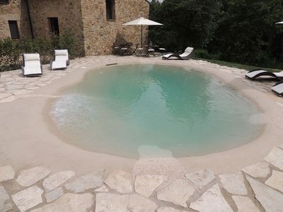 Villa with private pool in Nature Reserve for 14 people