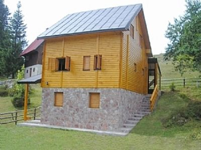 Studio Apartment (2 people) in the Mountain View Lodge, Black Lake national park