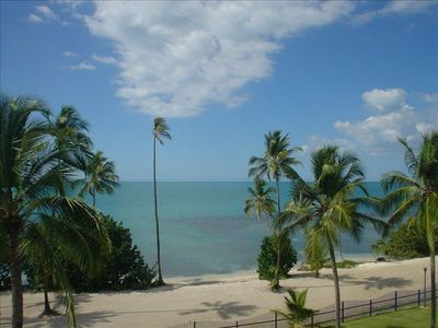 Cabo Rojo apartment rental - View from the balcony