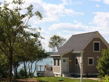 Orrs Island cottage rental - Boat Works Cottage