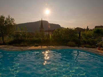 St Sauveur de Cruzieres cottage rental - Ardeche gite with pool