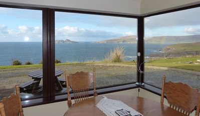 It is a bright, spacious, friendly house with spectacular views.