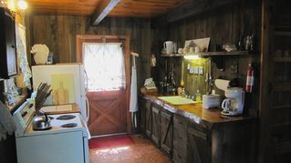 Hillsborough cottage photo - Kitchen is very well equipped.