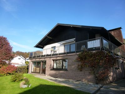 Modern furnished apartment in the heart of the Rhön