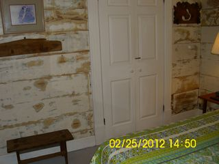 Tybee Island house photo - Sanded bedroom detail