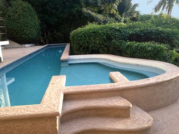 Playa Flamingo house rental - Casa Terraza's beautiful pool