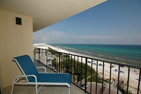 Total privacy with spectacular views in this beautiful beachfront end unit!