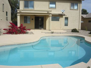 Maricopa house rental - The perfect vacation home for you this winter!