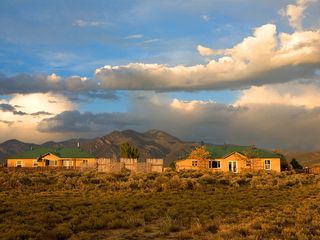 Taos house photo - Compound at Stargazer, Taos NM: Spectacular Views in Every Direction