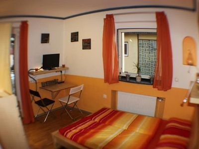 Munich house rental - Object2) Top floor apartment bedroom 1 first floor