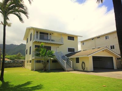 Laie house rental - Pineapple House