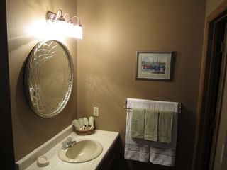 Galena townhome photo - Lower Bath
