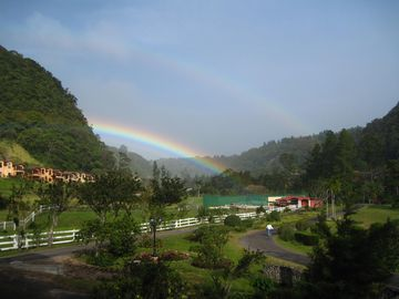 Boquete villa rental - Gorgeous Rainbows -