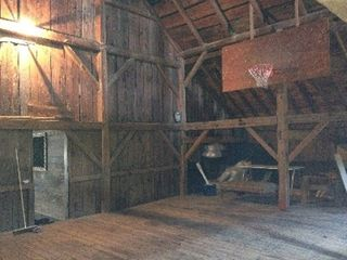 Woodstock farmhouse photo - Barn - basketball court