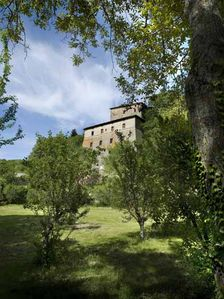 Castle Vivo d'Orcia