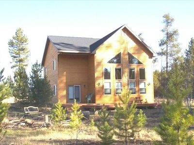 Donnelly cabin rental - Privacy And Comfort In A Luxurious Retrea