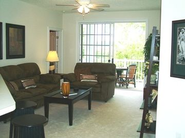 Windy Hill villa rental - Spacious living room well decorated and very comfortable