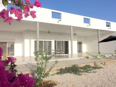 600m² villa fully equipped