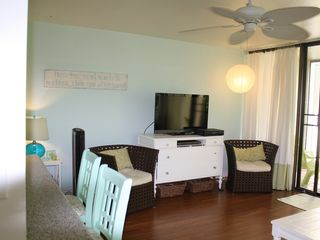 Kahuku - Turtle Bay condo photo - Flat panel TV, DVD.