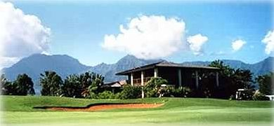 Custom Home on Makai Golf Course