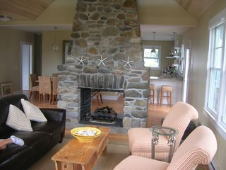 Open concept living - Narragansett cottage vacation rental photo