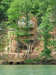 La Follette house rental - Serenity Now on Norris Lake - Lakeside Estates Vacation House on the Lake