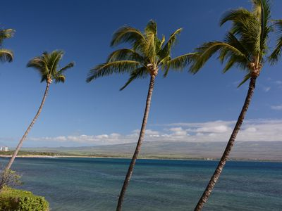 Spectacular panoramic ocean view from your lanai!