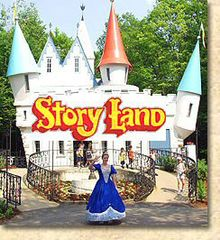 Bartlett condo photo - Storyland is 3 miles away!