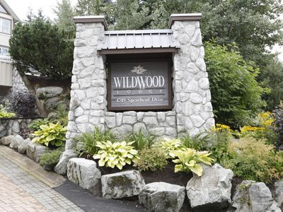 Wildwood Lodge located in Whistler Upper Village by Blackcomb Mountain.
